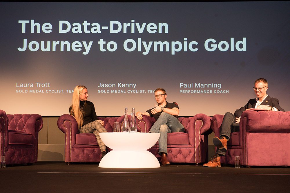 The Data-Driven Journey To Olympic Gold (SupernovaUK 2016 Session)