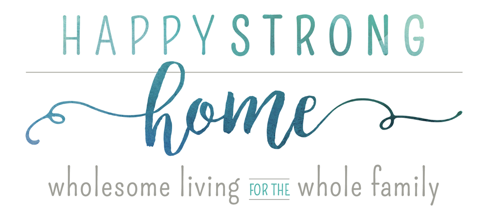 Happy Strong Home Logo