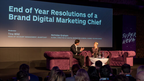 End of Of Year Resolutions Of A Brand Digital Marketing Chief (SupernovaUK 2016 Session)