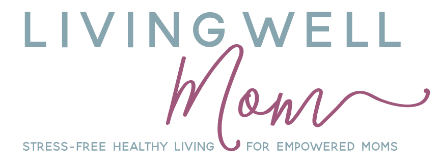 Living Well Mom Logo