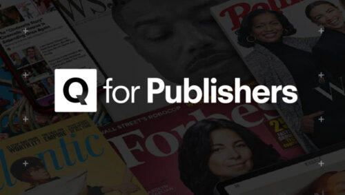 Helping the media industry in challenging times, with free access to Q for Publishers
