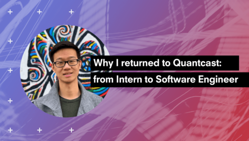 Engineering at Quantcast with Eric Ruan Zhu