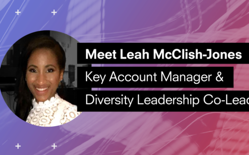 Meet Leah, Co-Head of Diversity Leadership at Quantcast