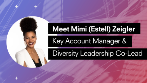 Meet Mimi, Co-Head of Diversity Leadership at Quantcast