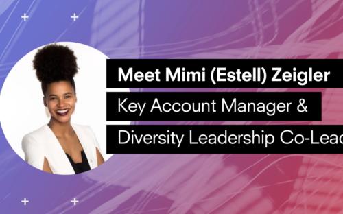 Meet Mimi, Co-Head of Diversity Leadership at Quantcast