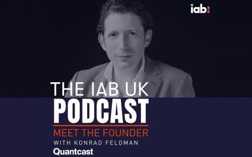Quantcast Founder Konrad Feldman shares his stories within adtech