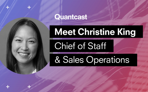 Meet Christine, Chief of Staff & Sales Operations