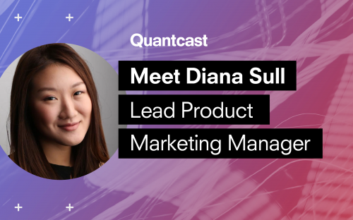 Meet Diana, Lead Product Marketing Manager