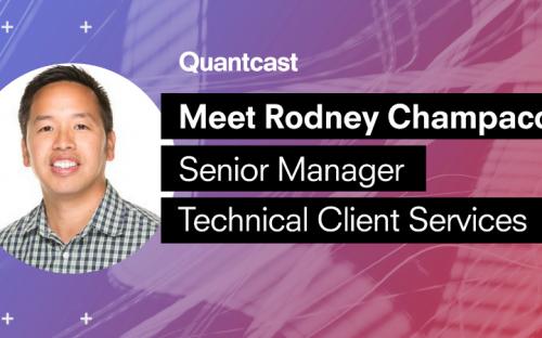 Meet Rodney, Senior Manager, Technical Client Services